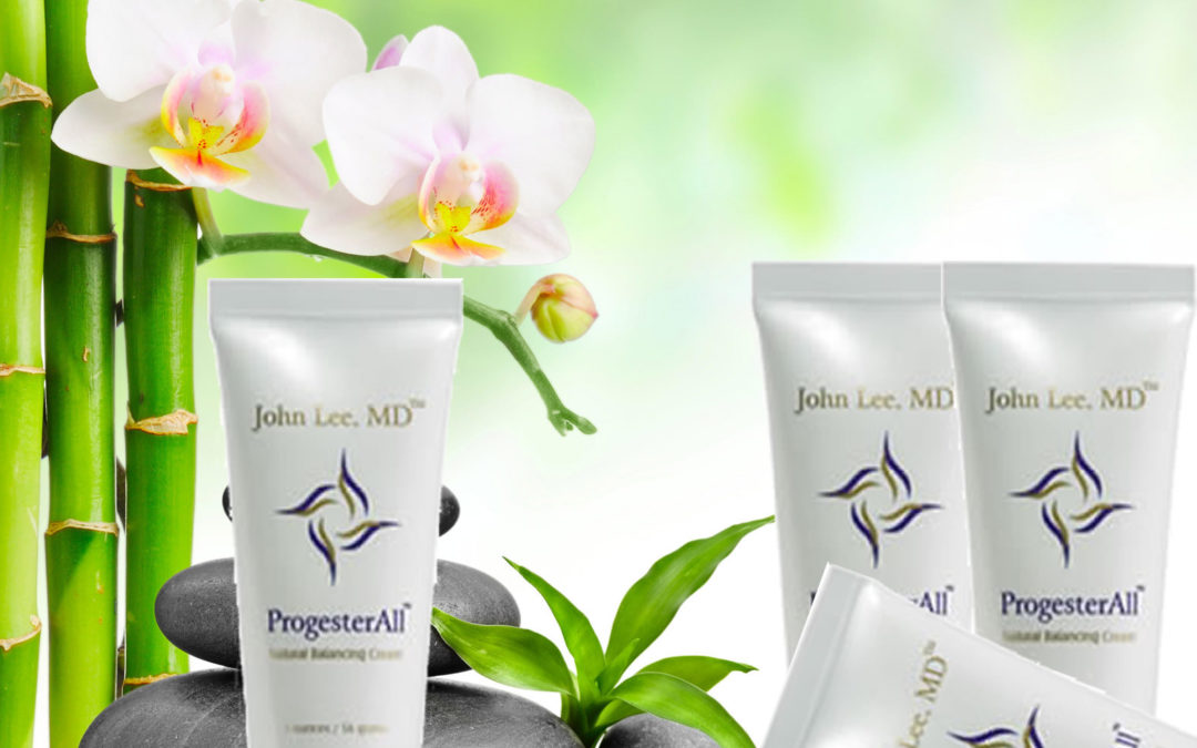 What is natural Progesterone Cream?