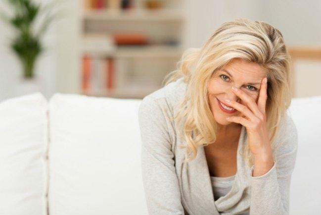 Cómo aliviar síntomas de la menopausia