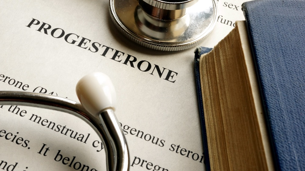 Los increíbles beneficios de la progesterona