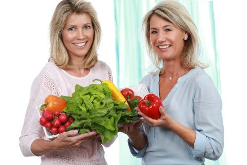 Holistic approach to hormone balance