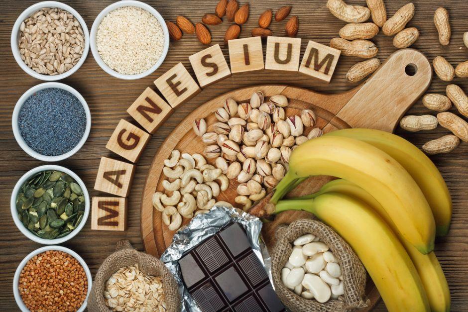 Mejora tu salud incluyendo magnesio en tu dieta
