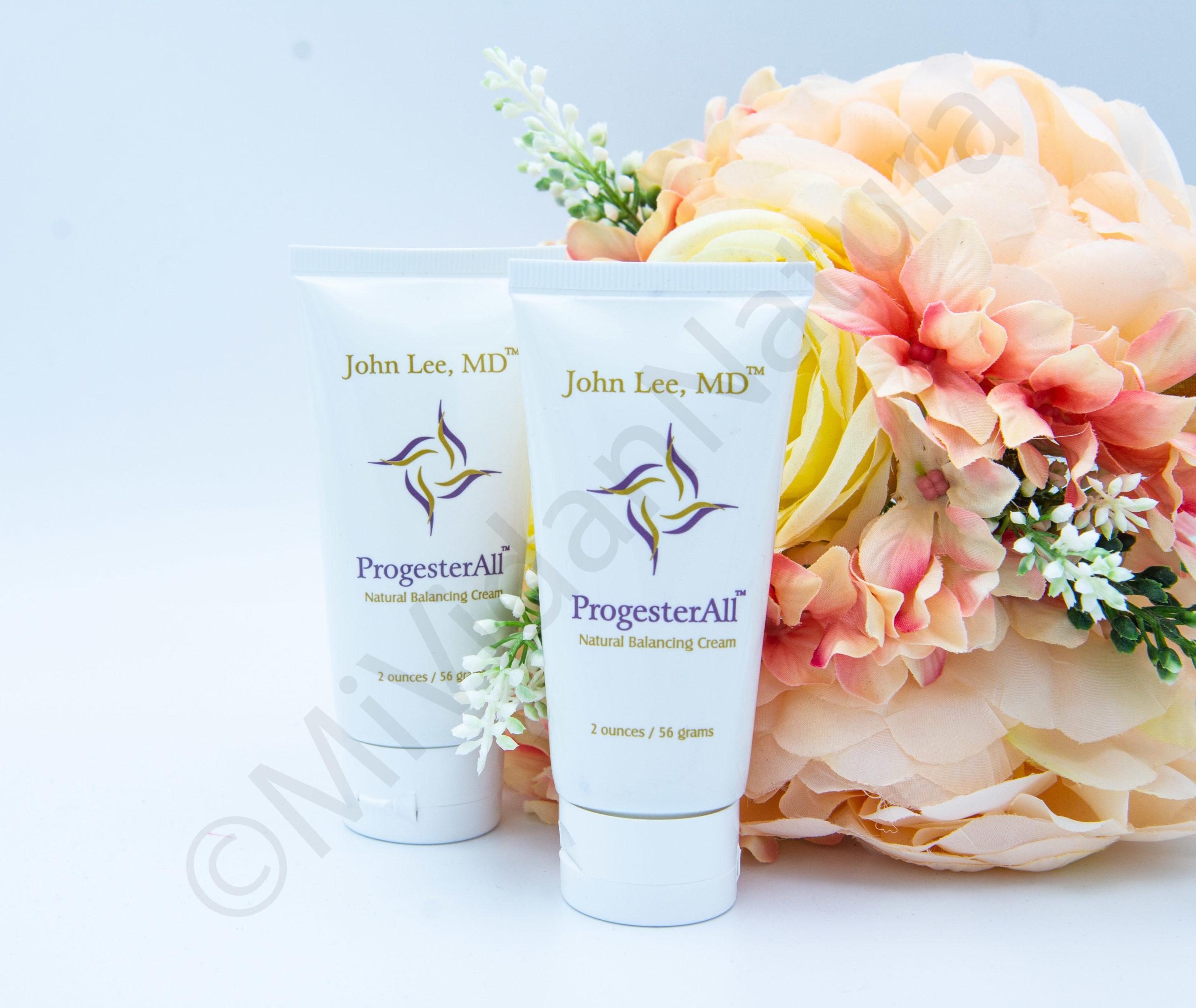 crema natural progesterona