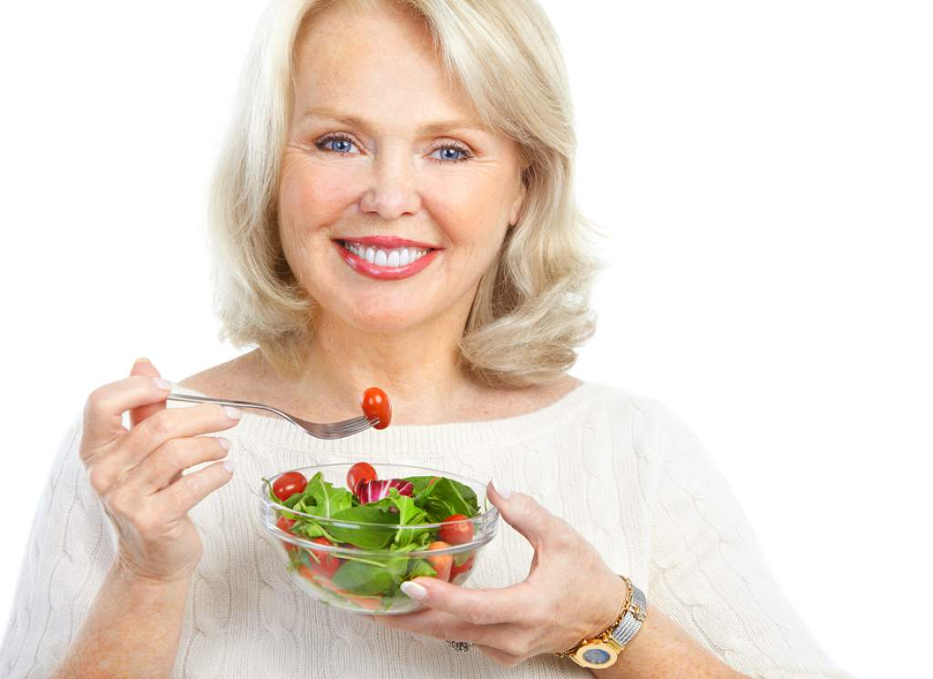 alimentarse bien después de los 50